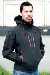Soft Shell Jacket Stormtech Expedition